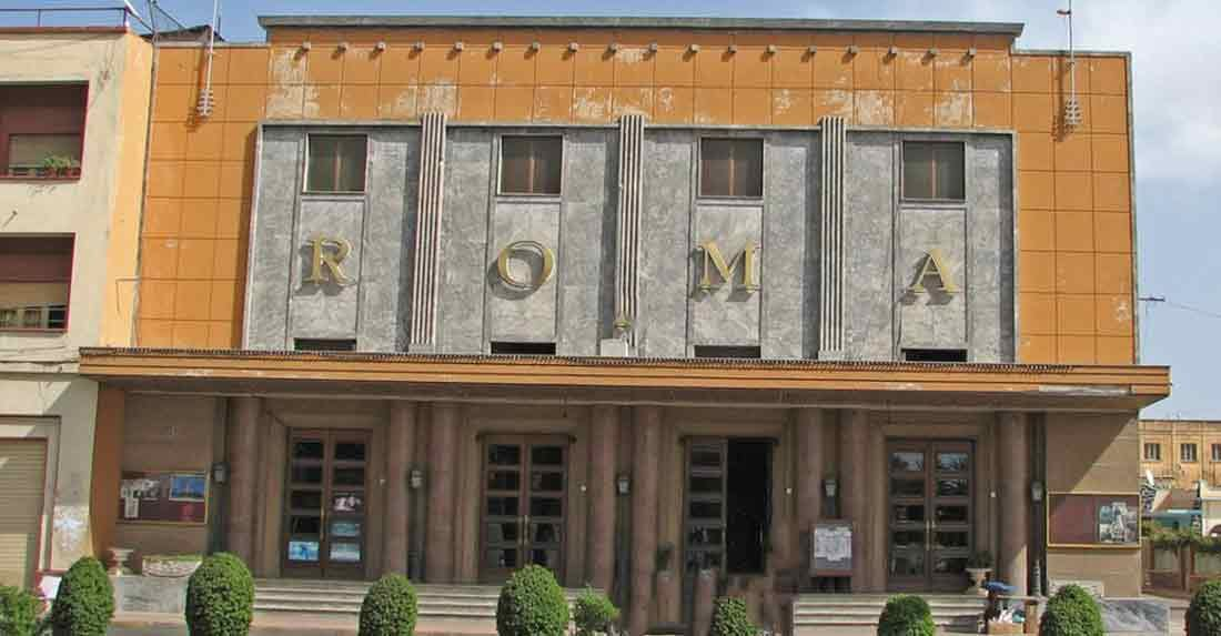 Asmara cinema Roma