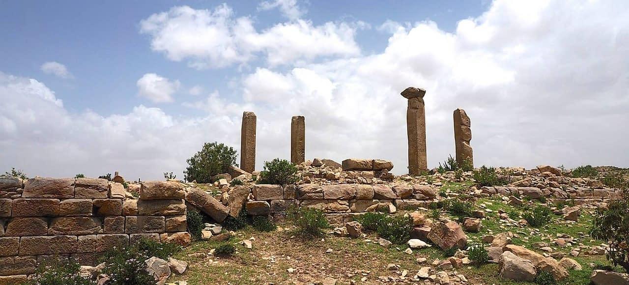 Qohaito Archeological Site- Qohaito site Eritrea - Historical Tour Eritrea