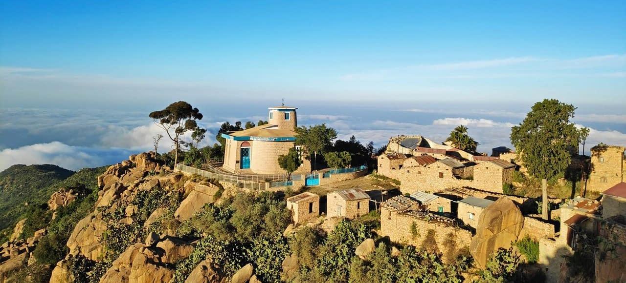 Debre Sina and Debrebizen Manastery - Eritrea Cultural Tour. Eritrea Tours