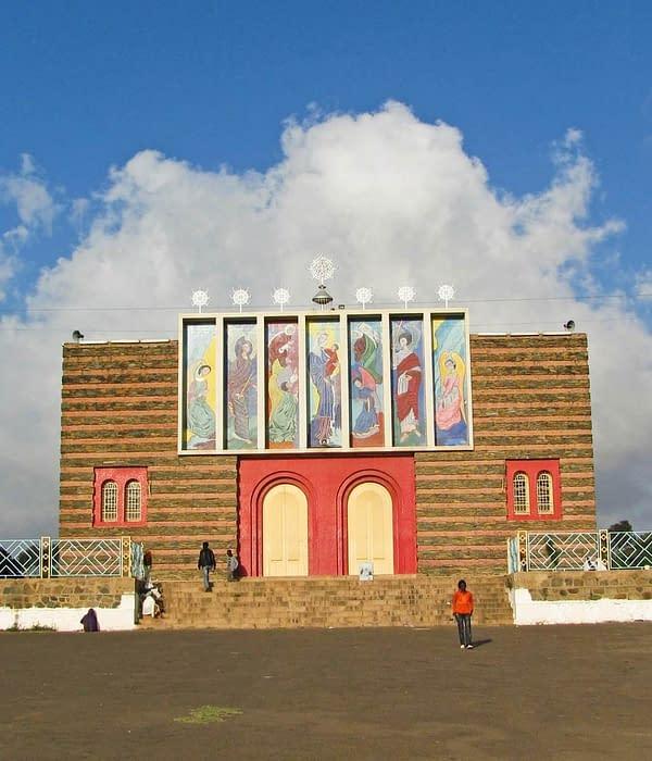 Nda Mariam Orthodox Church - Explore Eritrea - Travel Eritrea