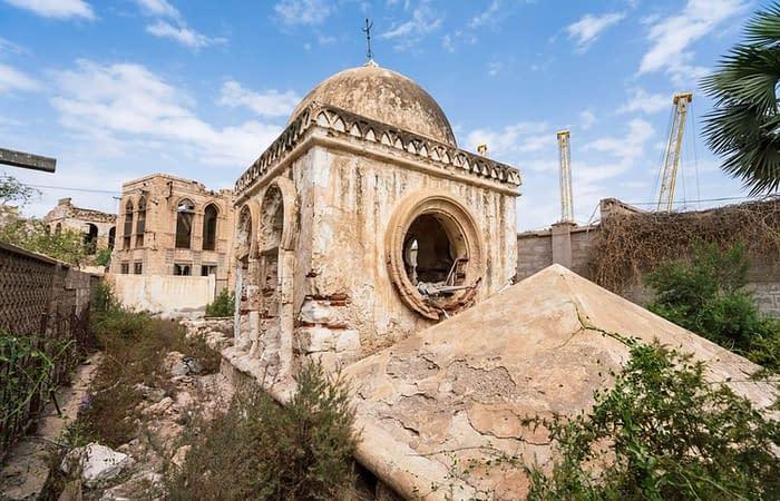 11Africa's first Mosque