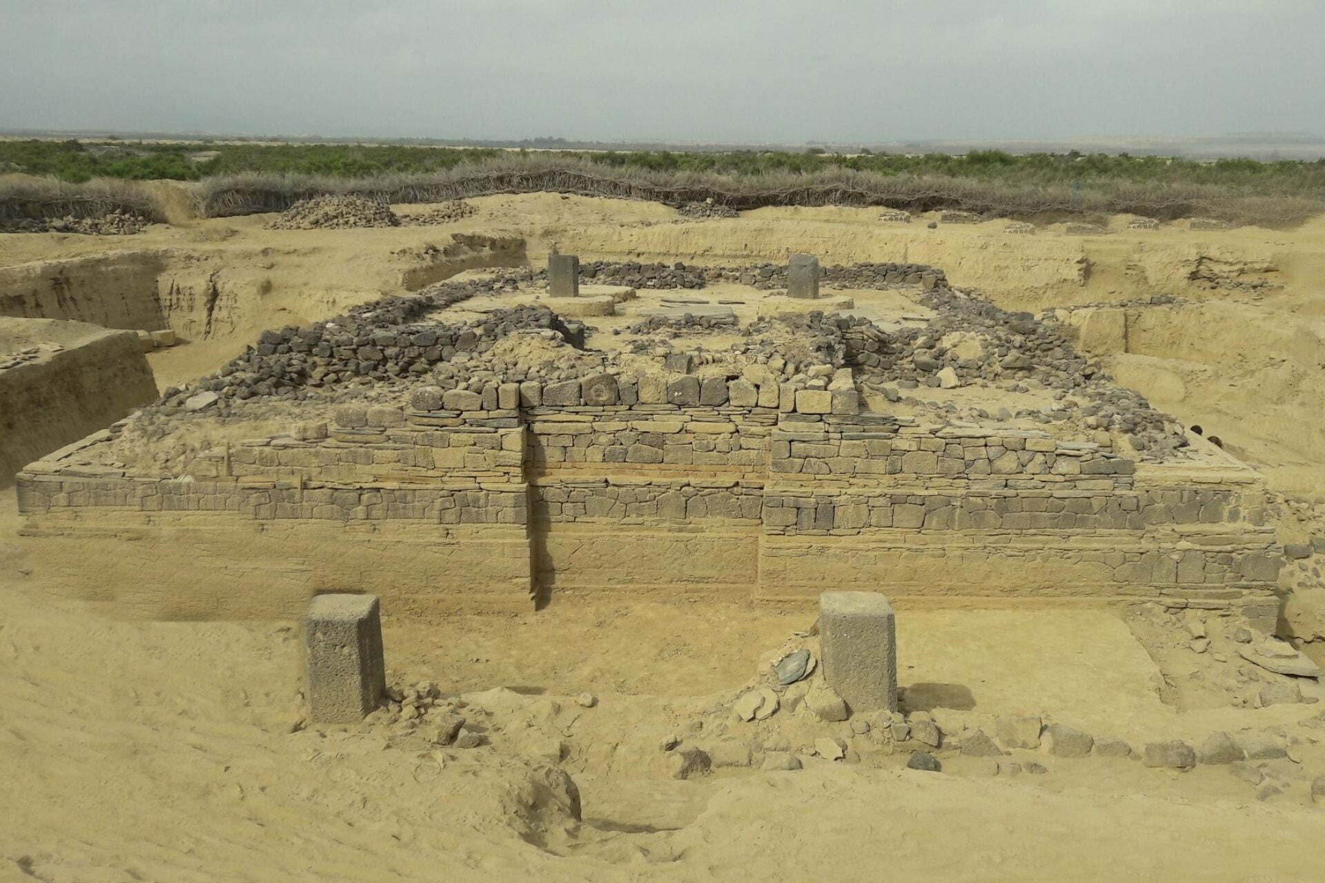 Adulis Archaeological Site - Ancient Port of Adulis