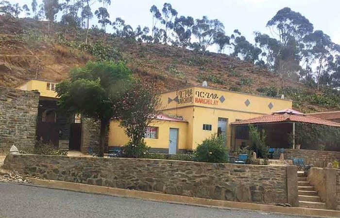 Bar Outside Asmara