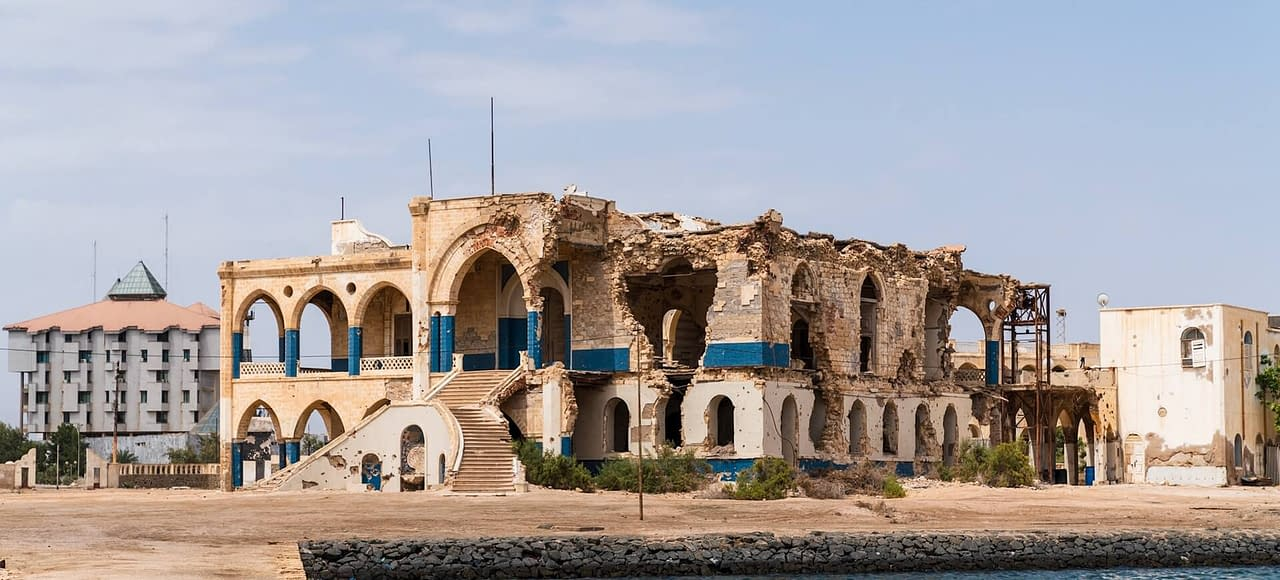 11The Pearl Of The Red Sea, Massawa Haile Selassie old palace -3 Days Tour Asmara - things to see and do in Eritrea
