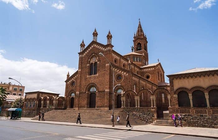 11Asmara Roman Catholic church
