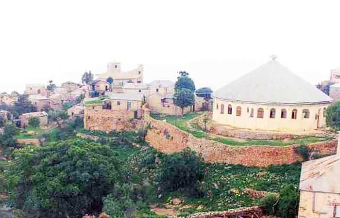 Debre Sina Monastery