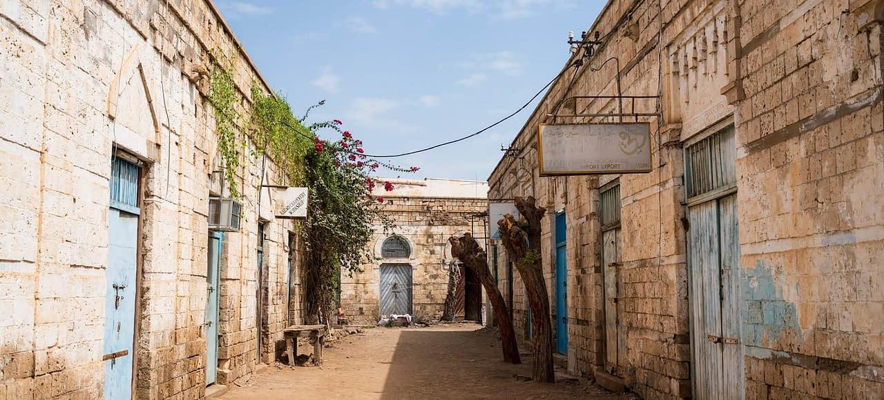 Massawa old Town - Tour Asmara, Keren and Massawa. Eritrea Tours and Vacation