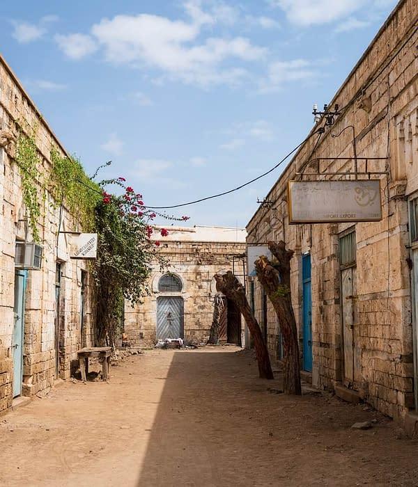11Massawa old Town - Tour Asmara, Keren and Massawa. Eritrea Tours and Vacation