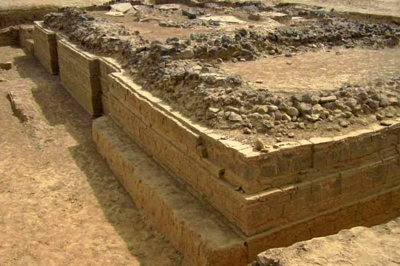 The ancient port city of Adulis Eritrea