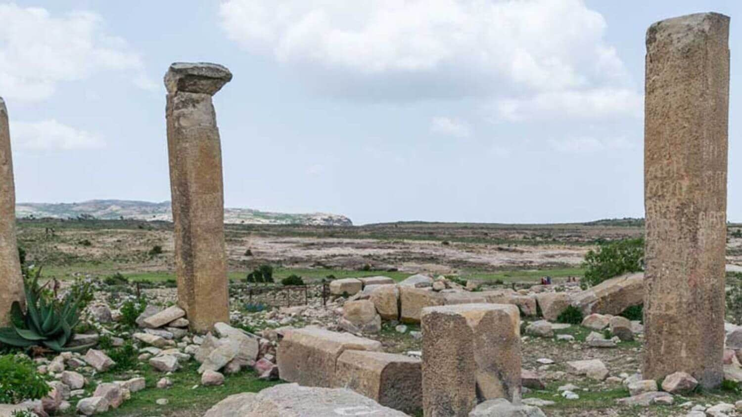 Qohaito archaeological - Things to see and do in Eritrea