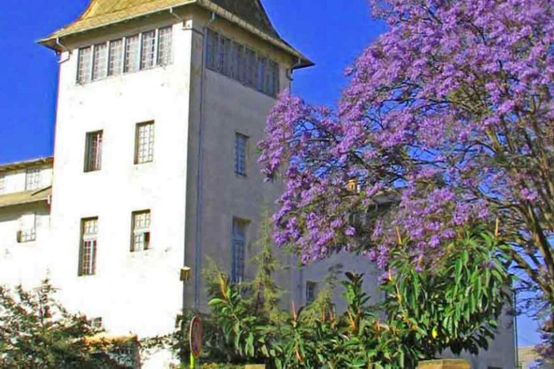 One of the beautiful villa in Asmara