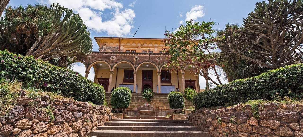 11Asmara Theater and Opera House - attractions in Eritrea