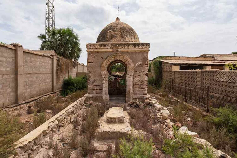 Mosque of the Companions, Massawa