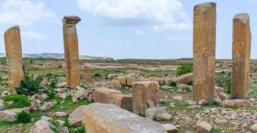 Qohaito Archeological Site