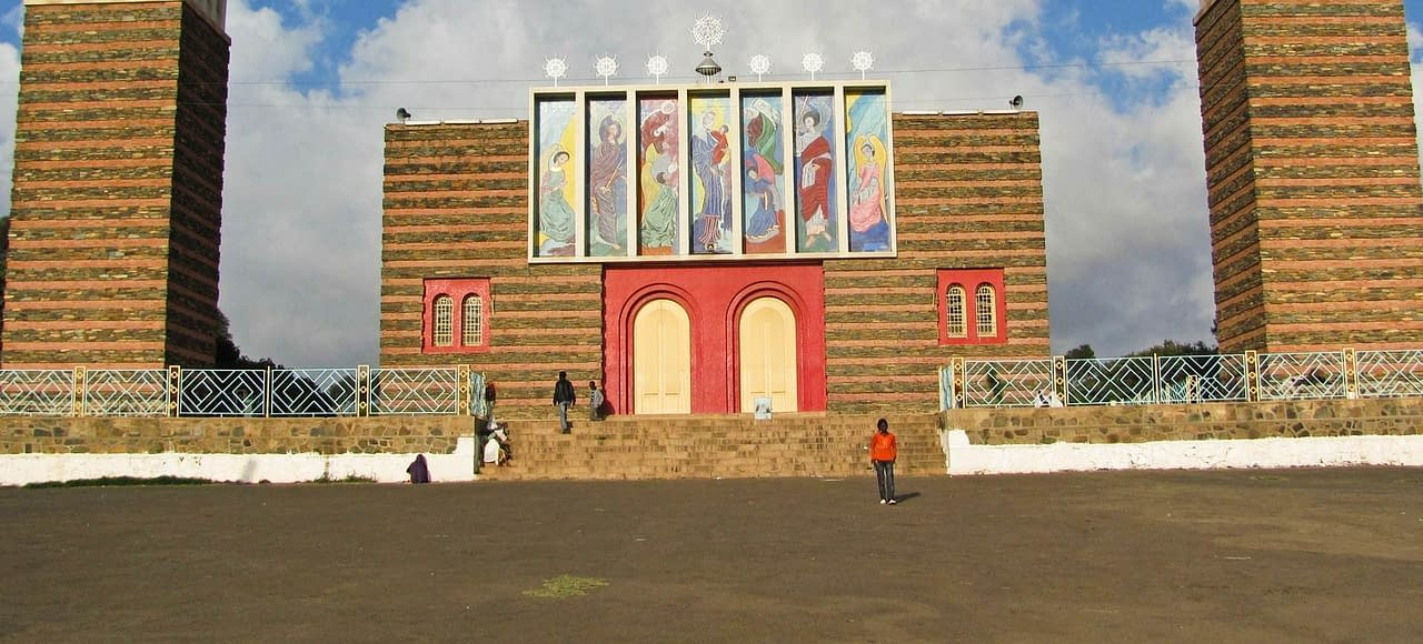 Nda Mariam Orthodox Church - Travel Eritrea - Eritrea Travel