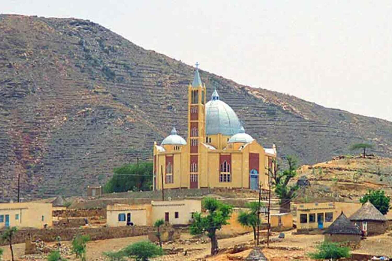 Church in Keren