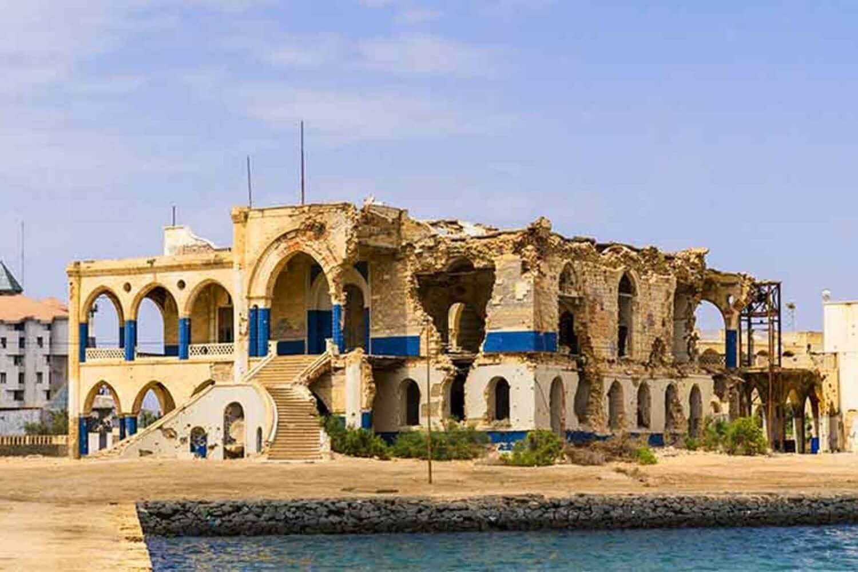 Massawa Former Palace