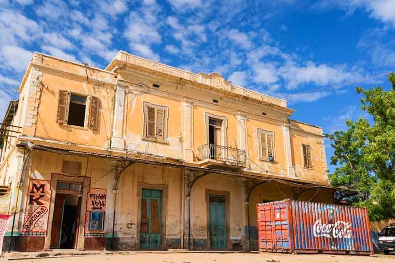 kerean old city