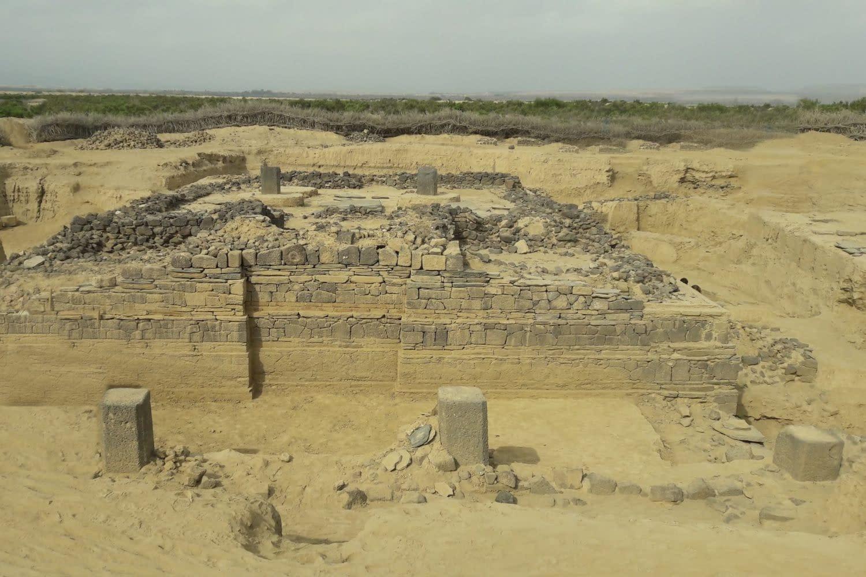 Adulis in eritrea