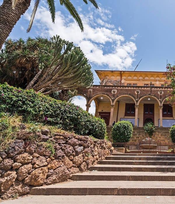 Asmara Theater und Opernhaus - Attraktionen in Eritrea, Attraktionen Eritreas