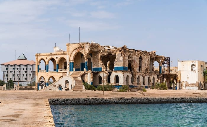 Massawa Haile Selassie old palace -3 Days Tour Asmara