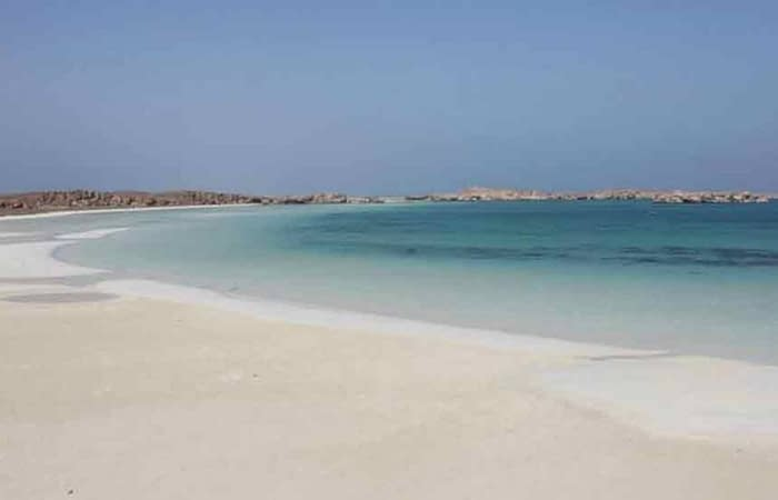 Isole dahlak beautiful beaches