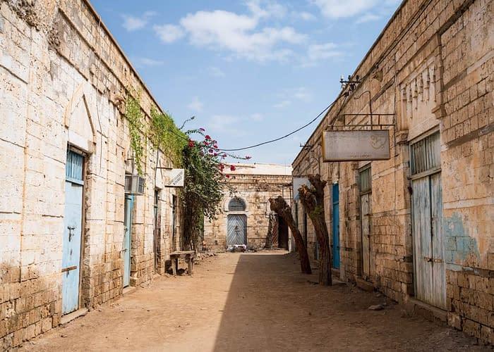 Altstadt von Massawa - Rundgang durch Asmara, Keren und Massawa. Asmara tour. Asmara tour & Travel