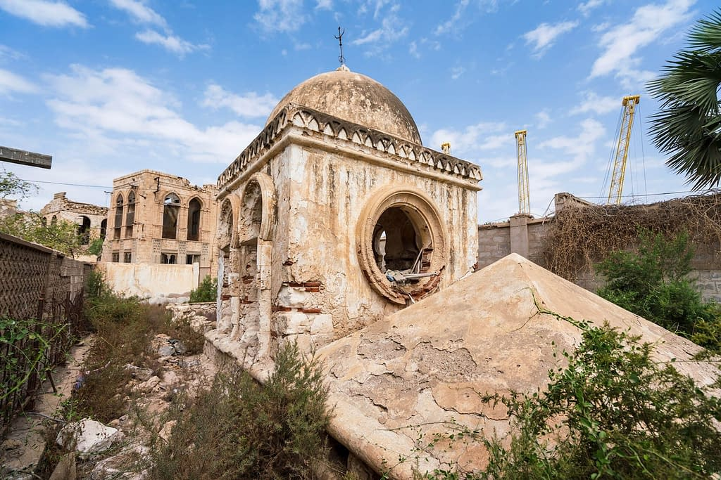 Mosque of the Companions - Things to see and do in Eritrea