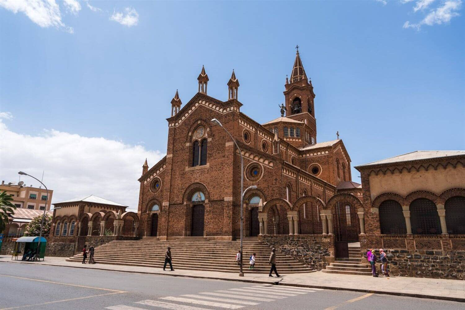 Asmara Roman Catholic church