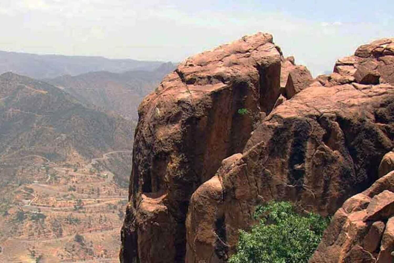 One of the Beautiful mountain in Eritrea