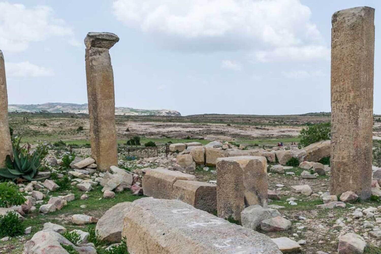 Qohaito archaeological site