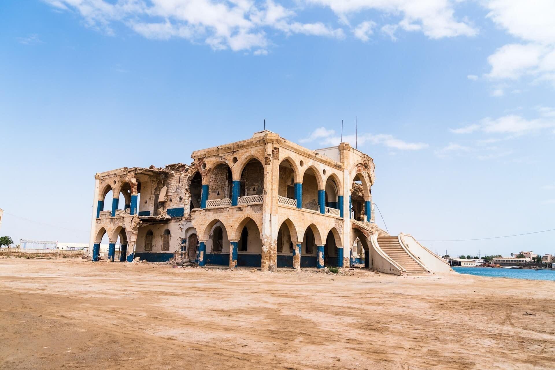 Massawa the port city of Eritrea - Tour Asmara