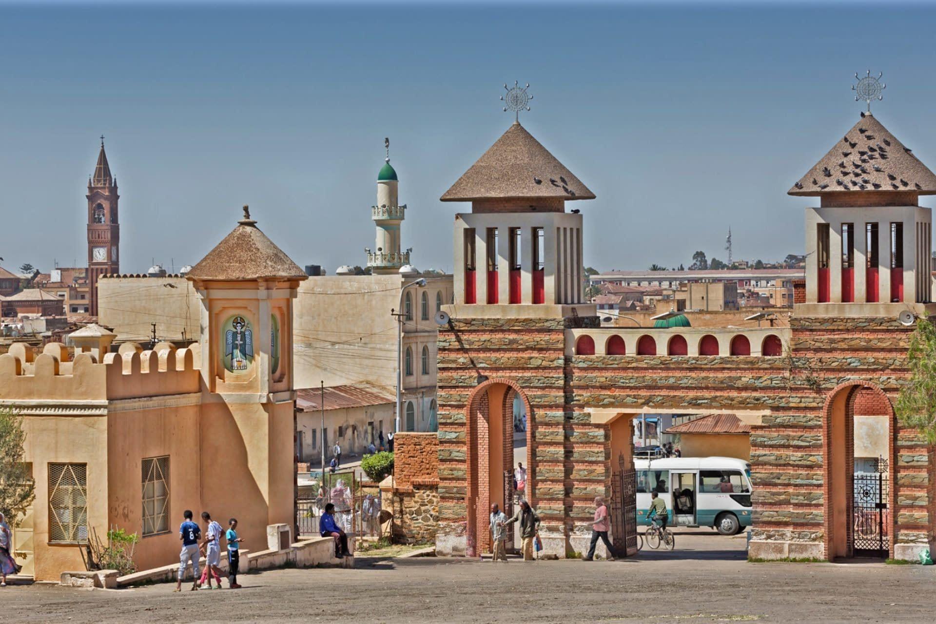 Nda Mariam Orthodox Church - Travel Eritrea - Eritrea Travel
