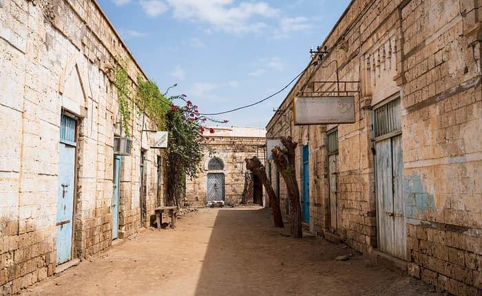Massawas gamla stad - Tour Asmara, Keren och Massawa. eritrea rundturer. eritrea rundturer och kulturresor