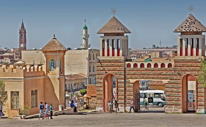 Nda Mariam Orthodox Church - Travel Eritrea