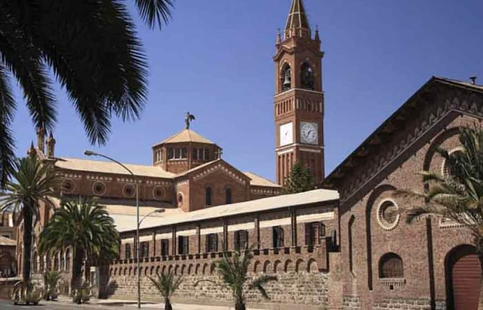 Church of Our Lady of the Rosary, Asmara
