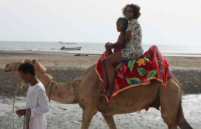 Gurgussum Beach Massawa