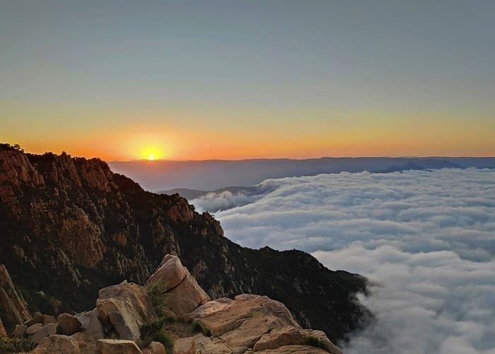 the Best of Eritrea - The beauty of eritrea mountains sunset view